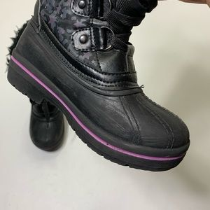 quest Shoes - Girls size 13 K Quest Warm Thjnsulate Winter Boots